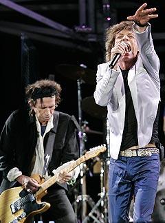 The Rolling Stones har måttet utsette hele sin Europa-turné. Foto: Scanpix.