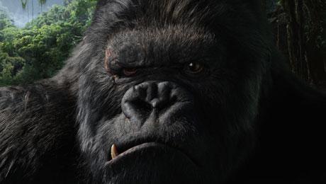 Lett å heie på: King Kong. Foto: UIP