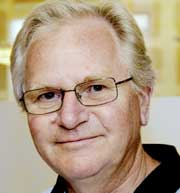Konsernsjef Fred Sæther i Agder Energi (foto: Liv Øvland)