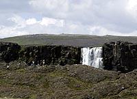 Thingvellir - en av Islands mest kjente steder. Foto Scanpix.