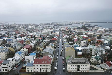 Reykjavik - ikke så stor, men med mange muligheter. Foto Scanpix.
