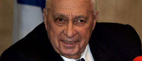 Ariel Sharon. Foto: AFP Photo