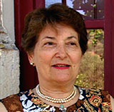 Artemis Simopoulos har minner fra sin greske oppvekst.