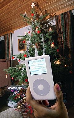 Salget av nedlastet musikk får større betydning for listene denne jula enn noen jul tidligere. Foto: Scanpix.