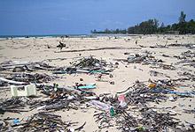 Phuket - ett år etter tsunamien. Foto: Ellen Omland, NRK