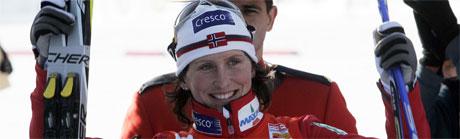 Marit Bjørgen (Foto Scanpix)