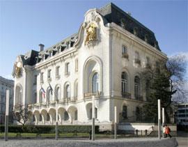 MØTER I WIEN: EU har hatt samtaler med Iran på den franske ambassaden i Wien. Partene skal møtes igjen i januar. (Foto: REUTERS/Herwig Prammer)