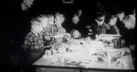 En rapport som ble presentert tidligere denne måneden, forteller om flere overgrep på Løkkeberg barnehjem i etterkrigsårene. Arkivfoto: Norsk Filmrevy