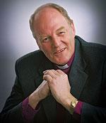 Biskop Øystein Larsen.