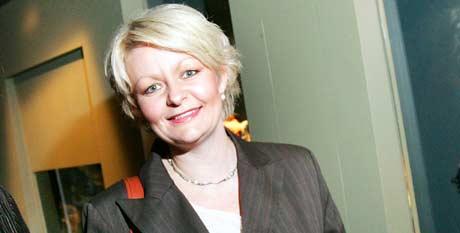 Statssektretær i Kulturdepartementet, Mette Gundersen, avviser at det kan bli aktuelt med kjønnskvotering i filmbransjen. Foto: Scanpix