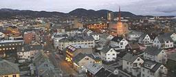 Det går FOR godt for Bodø, ifølge rapport.