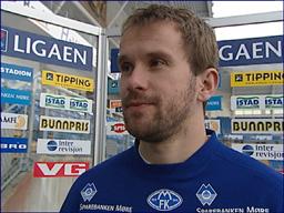 Moldes nye hovetrener Arild Stavrum. Foto: Roar Strøm