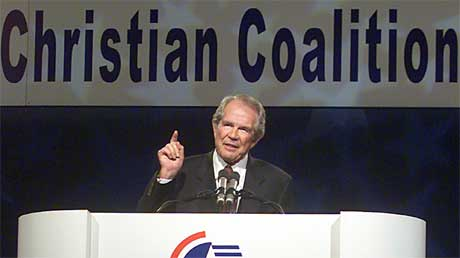 Pat Robertson beklager sin kontroversielle uttalelse. (Foto: Scanpix/AP)