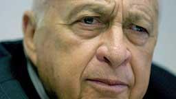 Ariel Sharon er overført til et sykehjm. (Scanpix-foto)