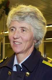 Tolldirektør Marit Wiig er bekymret over at tollvesenet bruker mye tid på småsmuglerne. (Foto: Scanpix)