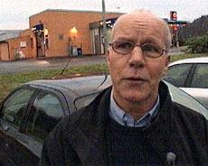 Kjell Kristoffersen fikk dobbelt opp med regninger. Foto: Jo Hjelle/NRK