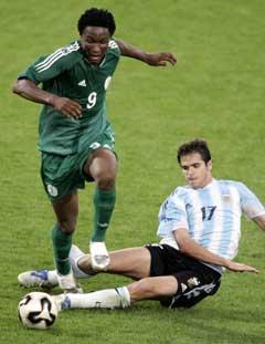 John Obi Mikel er for tiden opptatt med Afrika-mesterskapet. (Foto: AP/Scanpix)