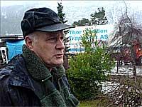 Magne Sunde. Foto: Torbjørn Fardal, NRK.