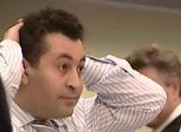 Advokat Abdelilah Saeme er forsvarer for Ikmet Kodzaziku. Foto: NRK