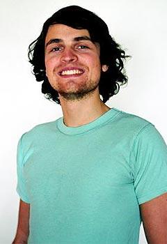 Magnus Eliassen har skaffet seg spillejobb i California etter å ha blitt oppdaget på MySpace.com. Foto: Anders Valde.