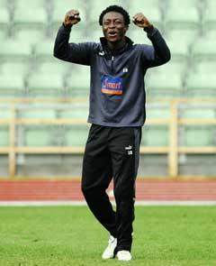 Chinedu Obasi Ogbuke (Edu) (Foto: Erlend Aas / SCANPIX)