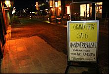 """""""Januarsalget"""" ble etterfulgt av det litt mindre kjente """"Grand Prix-salget"""" i Alta."""