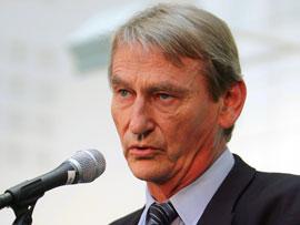 Sykehusdirektør Åge Danielsen. Foto: Scanpix