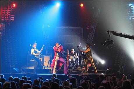 Wig Wam trenger fansens hjelp i ny video (Foto: Jan Henrik Mo)