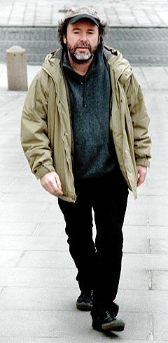 Henning Kvitnes er talsmann for artistene som mener seg urettferdig behandlet av sin egen opphavsrettsorganiasjon, TONO. Foto: Gitte Johannessen, NTB.