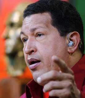 Venezuelas president er heller ikke populær i USA. Foto: Scanpix/Reuters.