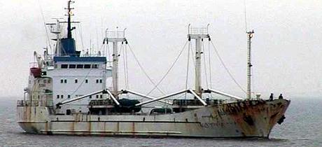 Det russiske skipet