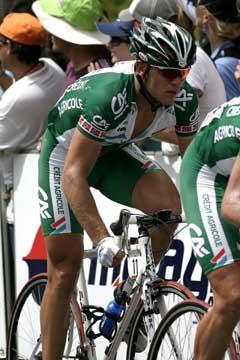 Thor Hushovd på siste etappe i Tour Down Under. (Foto: AFP/Scanpix)