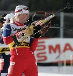 Linda Tjørhom (Foto: Heiko Junge / SCANPIX)