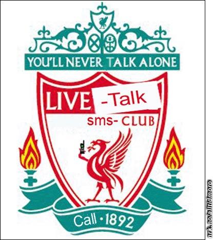 Det nye engelskbaserte mobilselskapet: Live Talk. (Innsendt av Christian Lindvik)