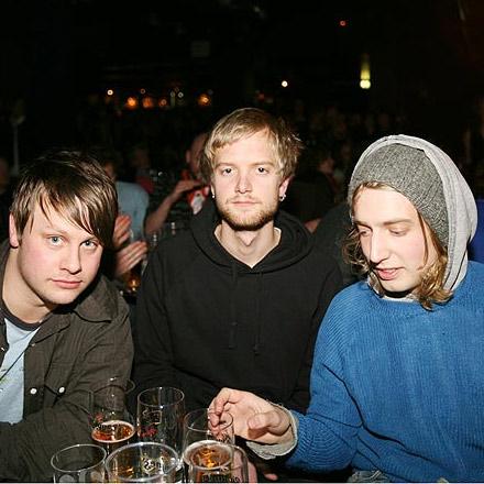 Urørtfinalen 2006: Urørtvinner Heroes & Zeros . Foto: Arne Kristian Gansmo, NRK