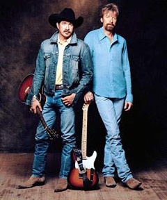 Brooks & Dunn (Foto: arkiv)
