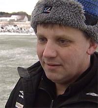 - De må tro at de kan flytte fjell, sier den nye Klepp-treneren, Knut Eriksen. Foto: Odd. Rune Kyllingstd, NRK