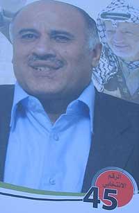 Fatah-generalen Jibril Rajoub var tidligere en av Yasir Arafats protesjéer. (Foto: Ana Maria Borge Tveit/NRK)
