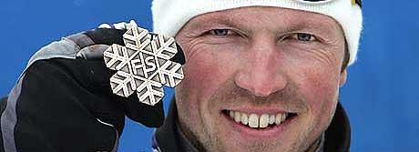 Frode Estil er en av skiløperne som har hatt stor suksess etter å ha gått på skigymnaset i Meråker. Foto: Scanpix