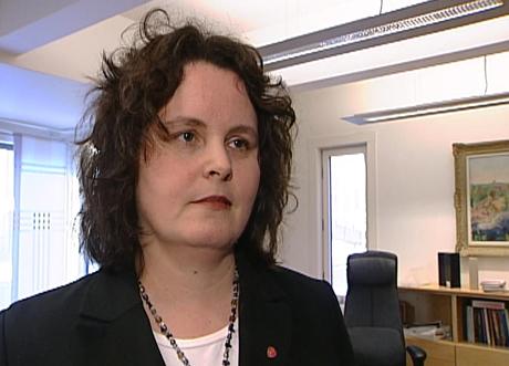 Sylvia Brustad. Foto: NRK