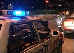 Politiet jakter fremdeles på seks siktede etter gjengdrapet i Oslo mandag. (Foto: NRK)