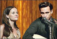Joaquin Phoenix er blitt beæret med en Oscar-nominasjon for sin rolle som Johnny Cash. (Foto: Fox Films)