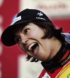 Maria Jose Rienda (Foto: AFP/Scanpix)