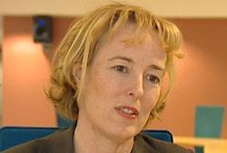 Forsker Malin Eberhard-Gran har gjennomført undersøkelsen.