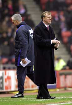 Steve McClaren lever farlig i Middlesbrough. (Foto: AP / SCANPIX)