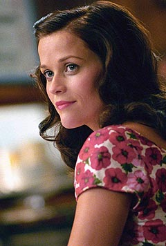 Reese Witherspoon er nominert til Oscar for sin tolkning av June Carter i Johnny Cash-filmen