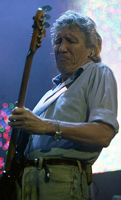Roger Waters kommer til Norge for andre gang på Norwegian Wood til sommeren. Foto: Lefteris Pitarakis, AP Photo / Scanpix.