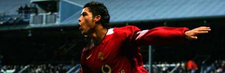 Ronaldo, Manchester United (Foto: AFP / SCANPIX)
