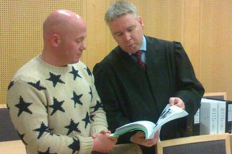 Thomas Nataas er misfornøyd med at det blir en ny runde i retten. Arkivfoto: NRK