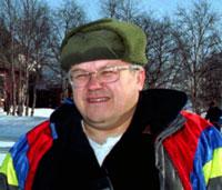 Lensmann i Kautokeino, Nils Henriksen. Arkivfoto: Jan-Morten Bjørnbakk, Scanpix